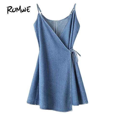 Mv Dress Hoodie W romwe casual dress womens clothing sleeveless spaghetti