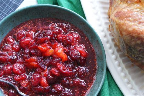 ina gartens best recipes ina garten s cranberry sauce recipe babble