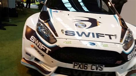 Car Modification For Rally by Ford Rally Car Modification By
