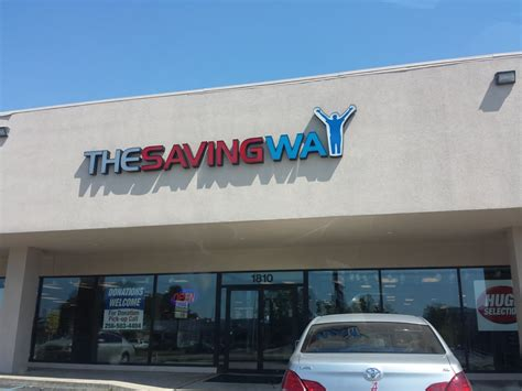 the saving way thrift stores huntsville al united