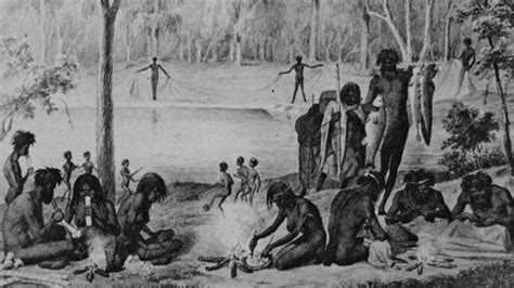 the history of aboriginals home