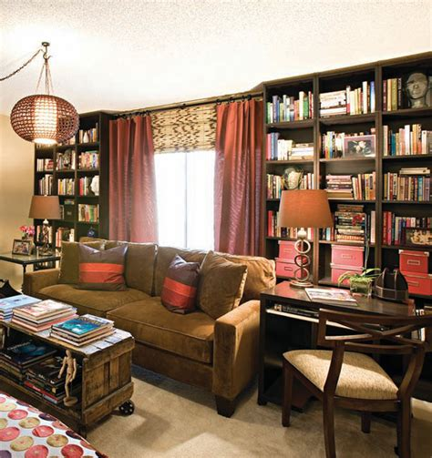 eclectic rooms small apartment living room home decor ideas