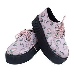 harajuku shoes korean fashion harajuku lace shoes 183 sanrense 183