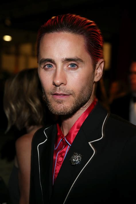 jered letto jared leto is the new of gucci guilty pursuitist