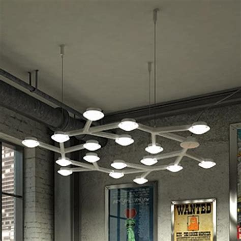 led len deckenleuchte led net circle suspension l the century house