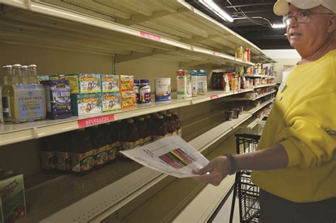 Northfield Food Pantry by Torch Donation Downfall Sparks Change