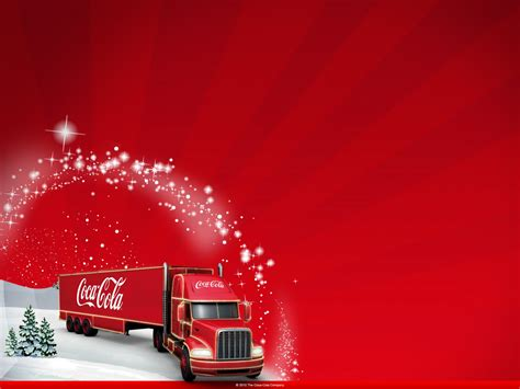 wallpaper christmas coca cola coca cola christmas wallpaper download hd 8899 hd