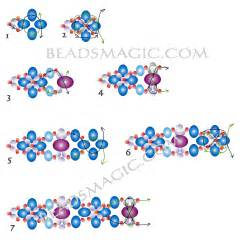 victorian beaded necklace patterns related keywords