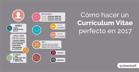 Plantilla De Un Buen Curriculum c 243 mo hacer un curriculum vitae en 2018 curr 237 culum moderno
