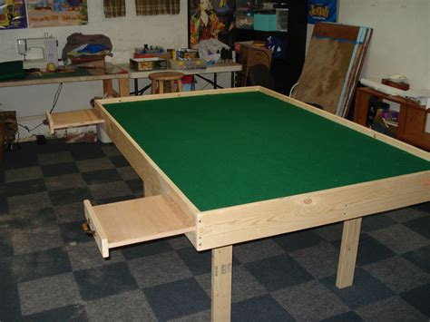 Wargaming Table by Wargame Table Meandering The Dune Sea