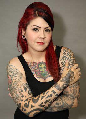 heavily tattooed women heavily tattooed suspect gilmore