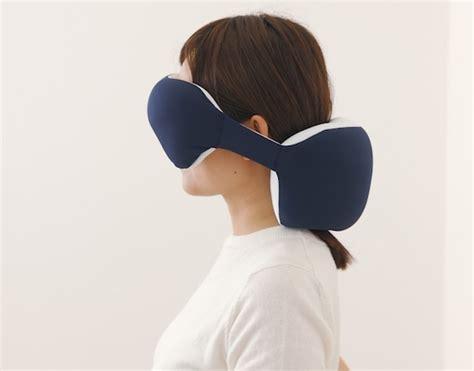 japan trend shop king eye mask napping pillow
