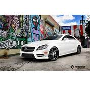 2013 Mercedes Benz CLS550 On K3 Projekt Wheels  GTspirit