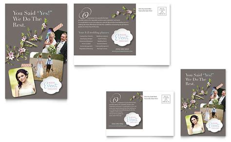 Wedding Dj Brochure Templates by Event Planning 171 Graphic Design Ideas Inspiration