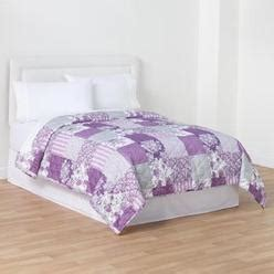 Purple Quilts And Coverlets purple quilts coverlets sears
