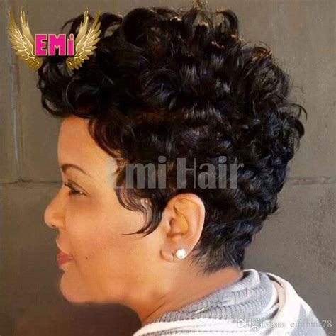black hair magazine ultra short curly perm short bob wigs for black women tight curly human hair wigs