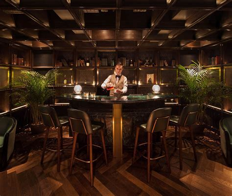 Foxglove Speakeasy Bar Hong Kong 14