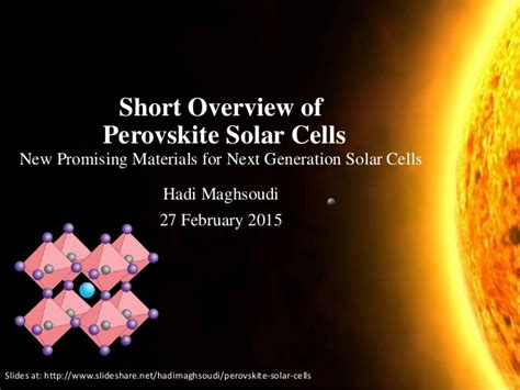 the physics of solar cells perovskites organics and photovoltaic fundamentals books perovskite solar cells