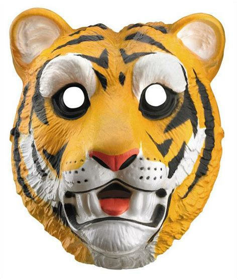 Masker Animal search results for tiger mask template calendar 2015