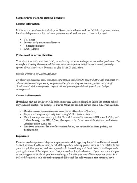 Exle Resume For Altar D State Resume Template Manager Choice Image Certificate