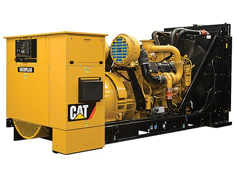 caterpillar c32 generator mission critical facilities