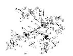 Echo Chainsaw Coil Wiring Diagram Echo Chain Saw Parts Model Cs330evl Sears Partsdirect
