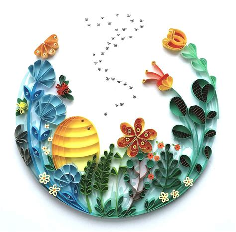Quilling Paper - quilling strictlypaper