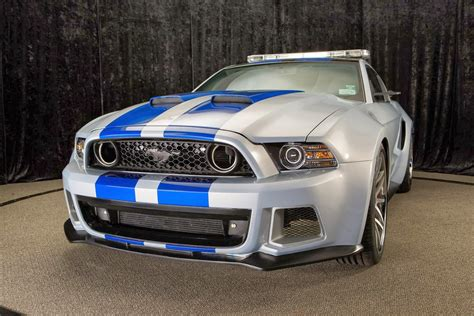 need for speed mustang pace car unveiled ebeasts