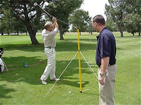mechanical golf swing golf training aids