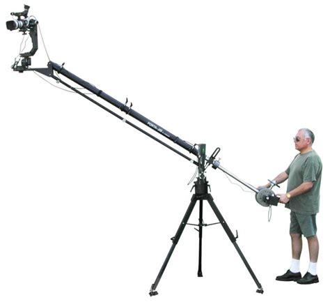 standard porta jib the original portable jib arm system supports cameras from 6 lbs