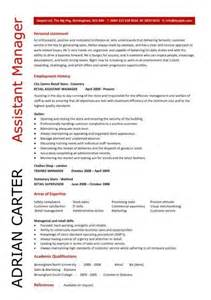 assistant manager resume the best letter sle assistant manager resume exles the best letter sle