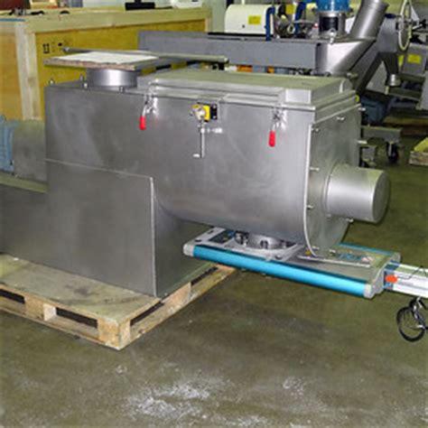 Mixer Kek mucon slide gate valves kemutec