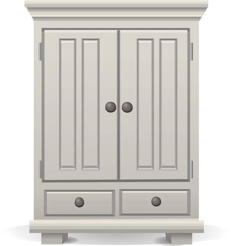 schrank png clipart white cabinet from glitch