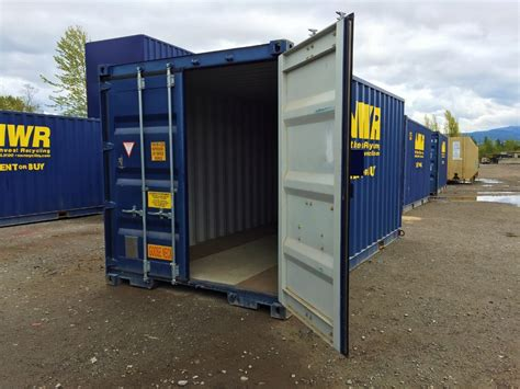 storage container rental storage container rental northwest recycling inc