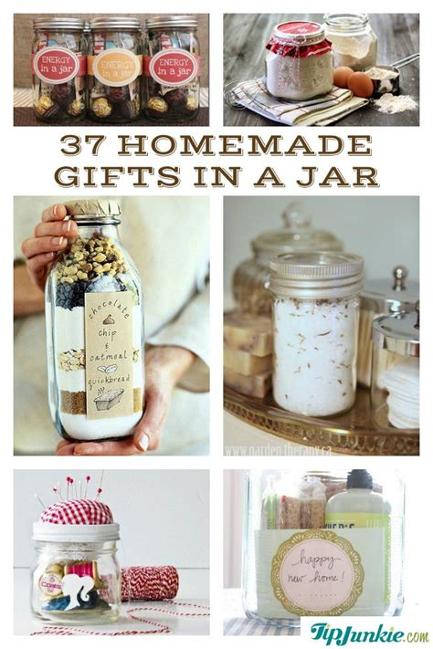 diy gifts in jars 37 recipes how to make gifts in a jar tip junkie