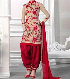 in suite designs new patiyala suit 2016 stylish patiala neck designs