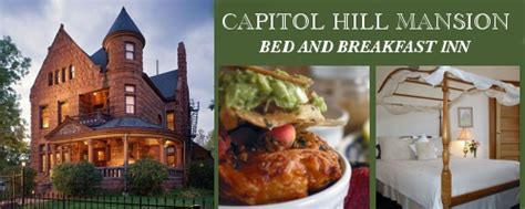 capitol hill mansion bed breakfast inn romantic getaways denver colorado the union station