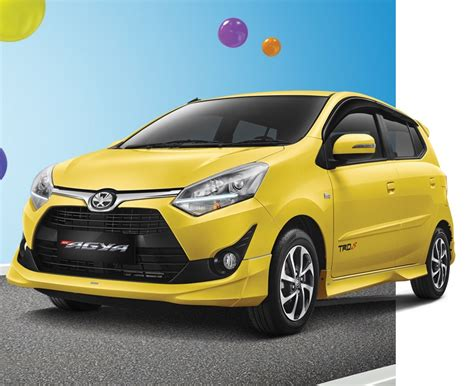 resmi launching harga all new toyota agya facelift 2017