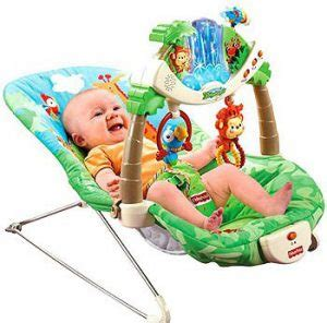 bouncer and swing combo unique and useful personalized baby gift ideas for new