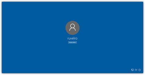 imagenes de inicio windows 10 c 243 mo desactivar el fondo de la pantalla de inicio de