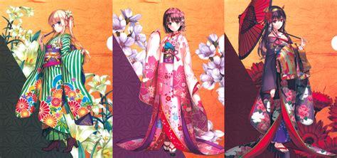 Fp Saenai Sawamura Eriri Kimono kasumigaoka utaha katou megumi sawamura spencer eriri hd fond d 233 cran and arri 232 re plan