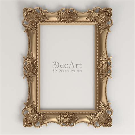Decorative Picture Frames by Decorative Frames 3d Max