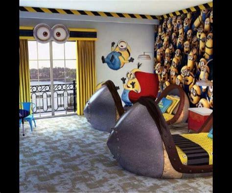 minion bed minion bedroom dorm room ideas pinterest minion
