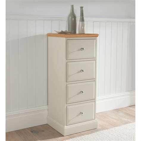 remi shabby chic tallboy chest french furniture