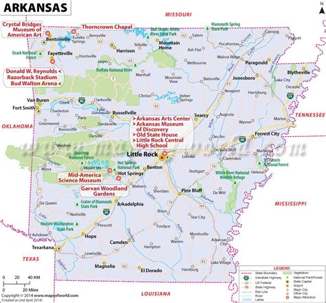 arkansas map with cities arkansas map for free and use the map of