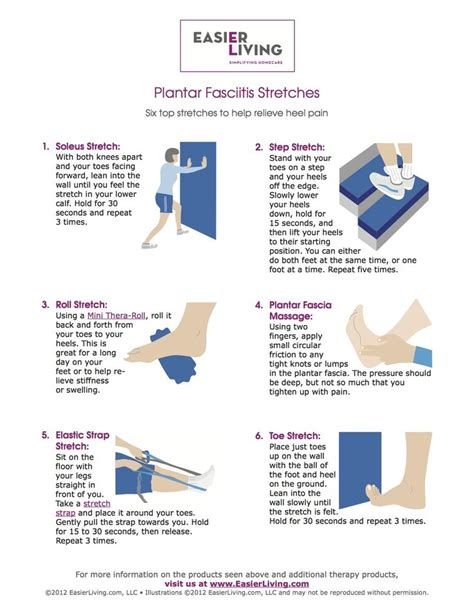Planters Fasciitis Exercises by 25 Best Ideas About Plantar Fasciitis Exercises On