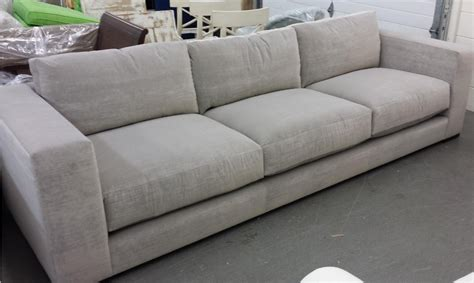 square arm contemporary sofa