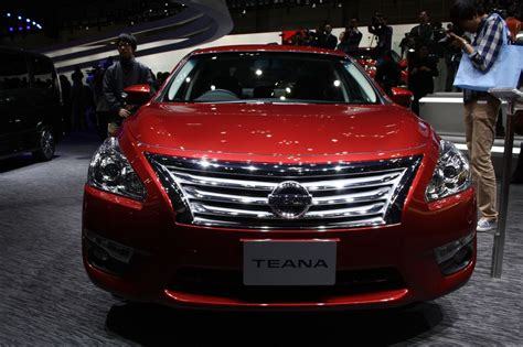 nissan teana 2013 2013 tokyo motor show live 2014 nissan teana