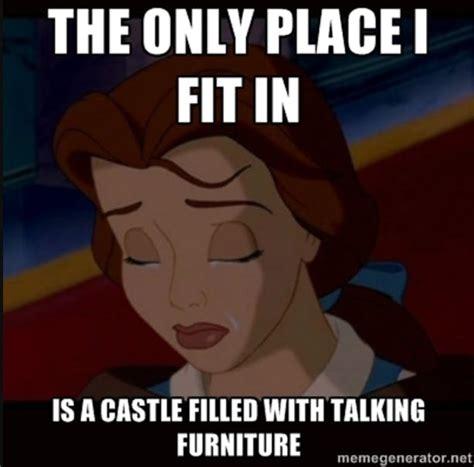 Princess Meme - 15 disney princess memes that got way too real
