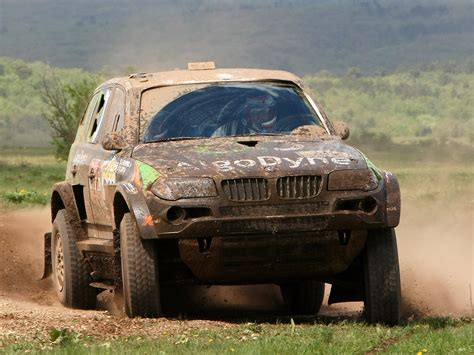 bmw rally road 2006 bmw x 3 c c e83 dakar race racing rally offroad suv